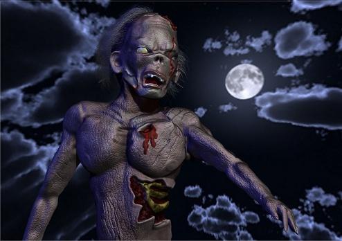 Bonjour à tous !! Zombie11