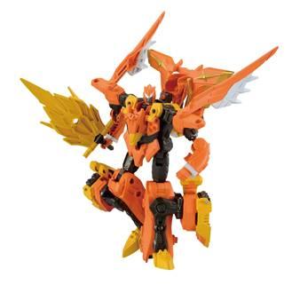 Transformers Go - Série animé japonaise, vendu que sur DVD Tf510