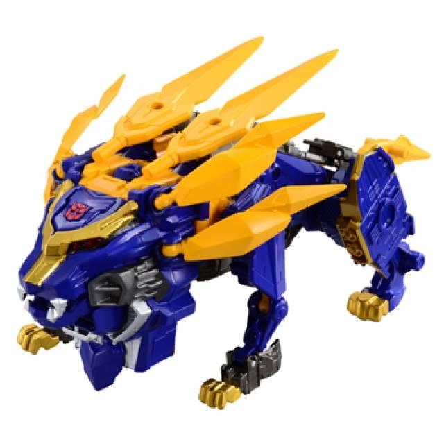 Transformers Go - Série animé japonaise, vendu que sur DVD Tg110