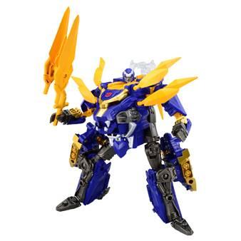 Transformers Go - Série animé japonaise, vendu que sur DVD Tg310
