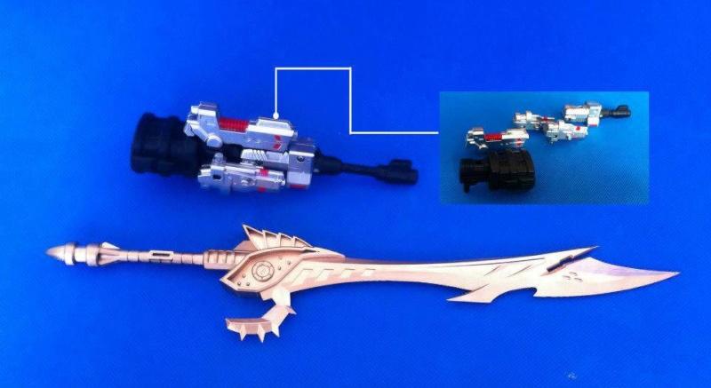 [Unique Toys] Produit Tiers - Jouets War Lord Beasticons - aka Prédacons War_lo10