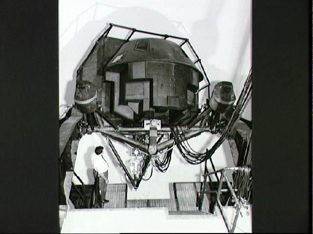 Apollo Lunar Mission Simulators  S66-2110