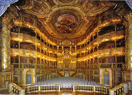 سيمفونية كاملة لالحان اوبرات خاتم نيبيلونج Der Ring des Nibelungen  من اعمال ريتشارد فاجنر وقصة بناء مسرح بايرويت  Bayreu11