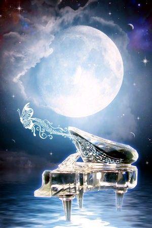 سوناته للبيانو رقم 14 شبه فنتازيا (ضوء القمر) من مقام دو دييز صغير مصنف رقم 27 اشهر اعمال بيتهوفن Bernar10