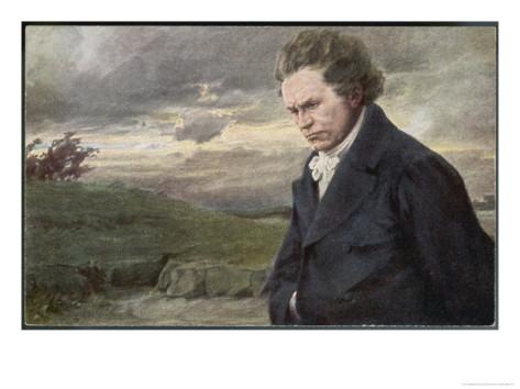 السيمفونية السادسة (الريفية) من مقام فا مصنف 86 من اشهر اعمال بيتهوفن Symphony no 6 in F Pastoral  H-wulf10