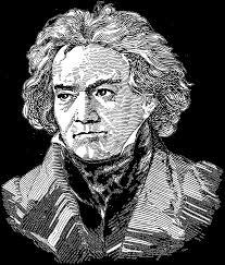 سوناته للبيانو رقم 29 فى مقام سى بيمول (الهامر كلافير) مصنف رقم 106 اصعب اعمال بيتهوفن عزفا  Piano Sonata No.29 in Bb, Op.106 -'Hammerklavier'  Images26