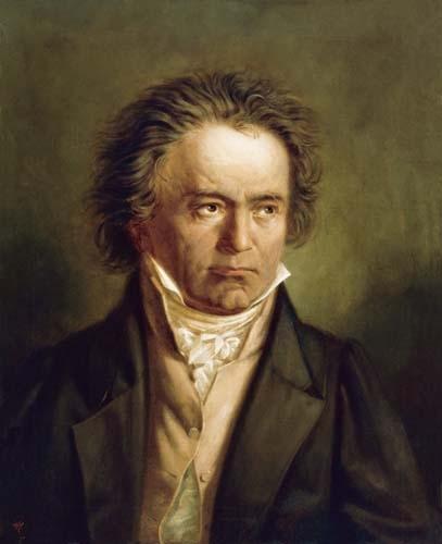 السيمفونية التاسعة من مقام رى صغير (الفرح) مصنف رقم 125 من اشهر اعمال بيتهوفن  Symphony No.9 in D-, Op.125   Ludwig10