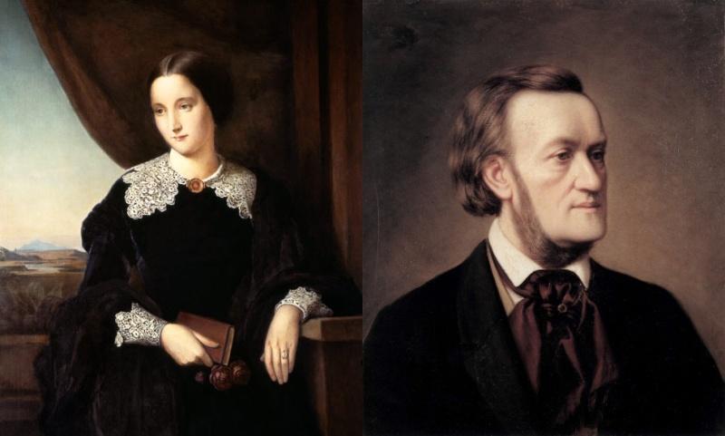 اوبرا تريستان و ايزوالده Tristan und Isolde  من اشهر اعمال ريتشارد فاجنر Mathil11