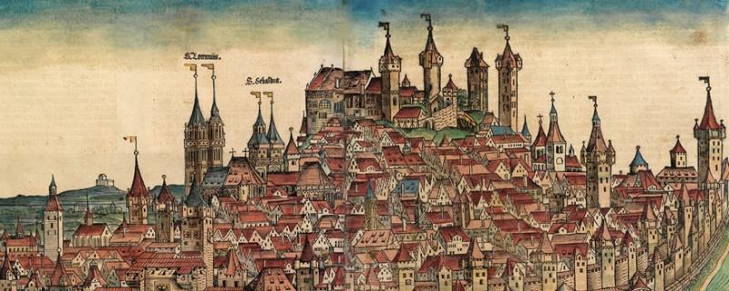 افتتاحية اوبرا اساطين الغناء فى نورمبرج Die Meistersinger von Nürnberg  من اجمل اعمال ريتشارد فاجنر Nurnbe10