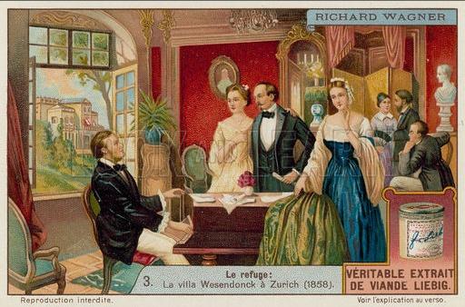 اوبرا تريستان و ايزوالده Tristan und Isolde  من اشهر اعمال ريتشارد فاجنر Screen10