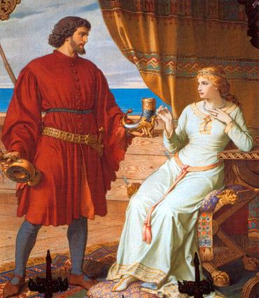 اوبرا تريستان و ايزوالده Tristan und Isolde  من اشهر اعمال ريتشارد فاجنر Trista10