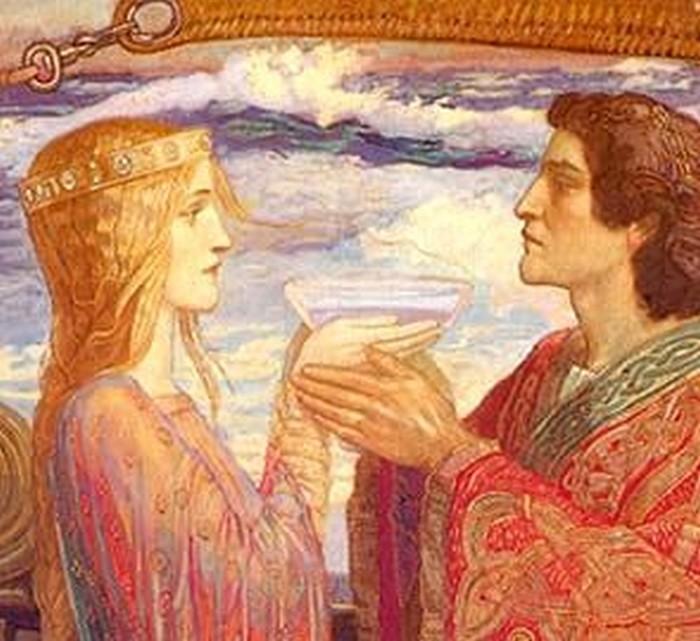 اوبرا تريستان و ايزوالده Tristan und Isolde  من اشهر اعمال ريتشارد فاجنر Trista11
