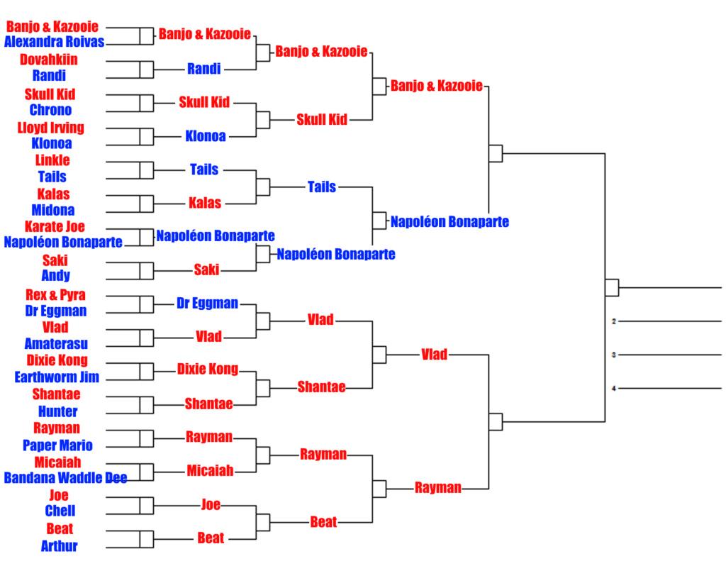 Tournoi des meilleurs Newcomers pour Ultimate - Page 18 Tourno18