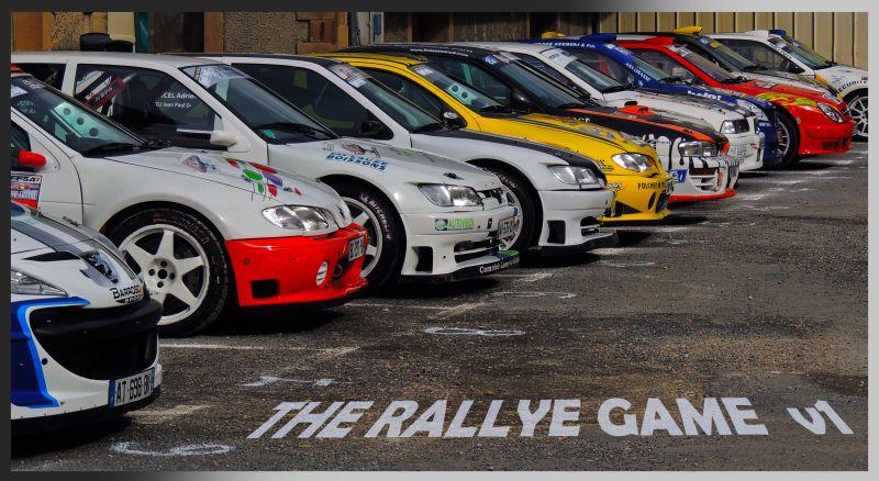 The Rallye Game