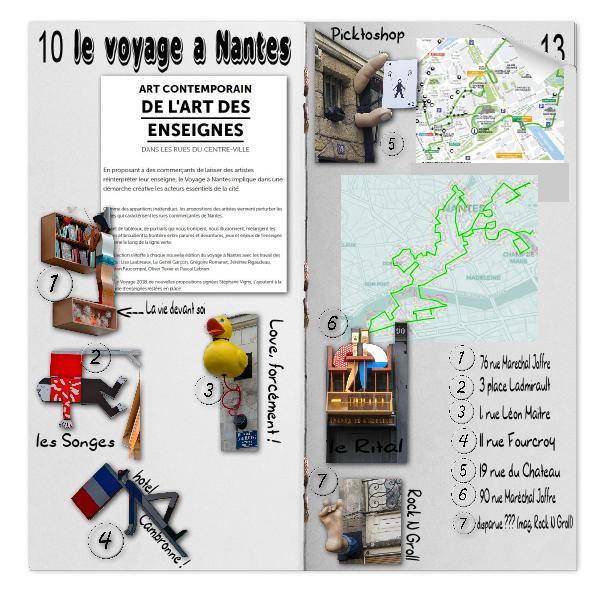 2019-13 / Challenge invité : carnet de notes  - Page 2 Nantes11
