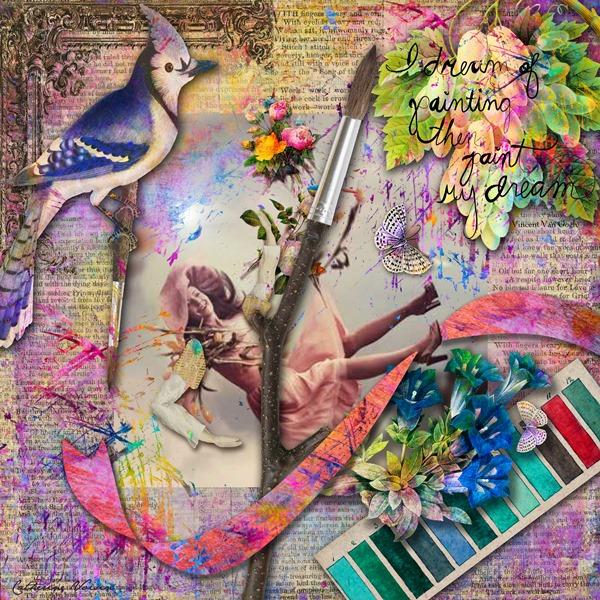 La galerie des pages de JUIN - Page 4 Paint_11