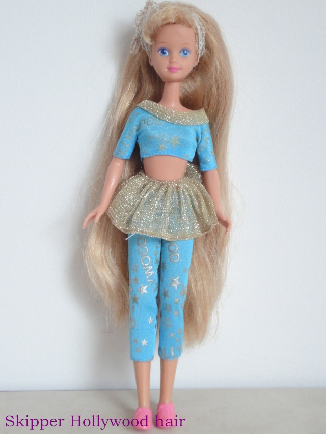 Ma collection Barbie & Skipper 80/90 Dsc06240