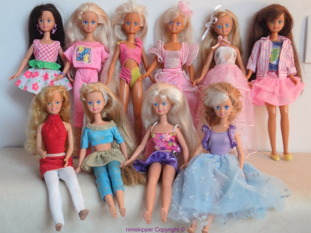 Ma collection Barbie & Skipper 80/90 Dsc06321