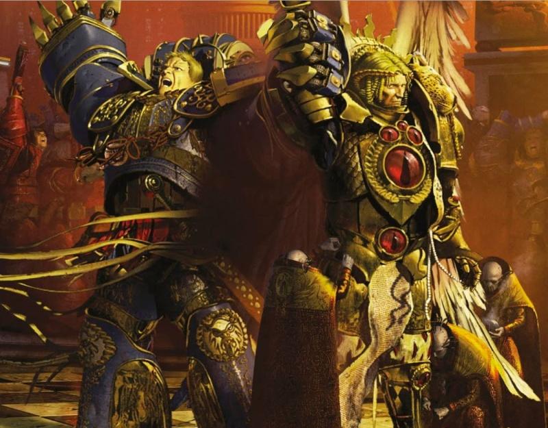 [Horus Heresy] The Unremembered Empire de Dan Abnett Clipbo11