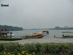 La Chine sac au dos (26) - Sur la route des anciennes capitales: Nanjing (南京) Domi2610
