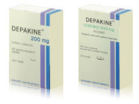 L'acide valproïque: dépakine, dépakine chrono, micropakine l Depaki10