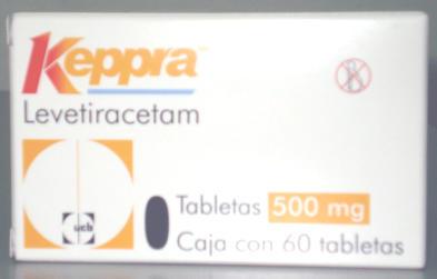 Le lévétiracétam: Keppra et autres lévétiracétam génériques Keppra10