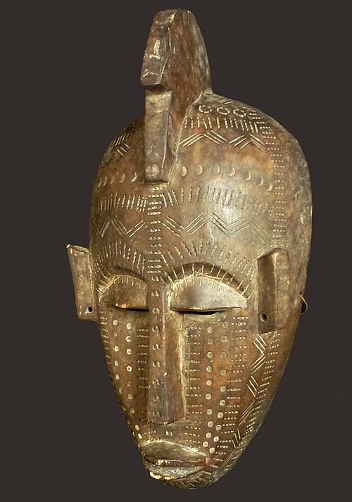 Masque bambara Ma110