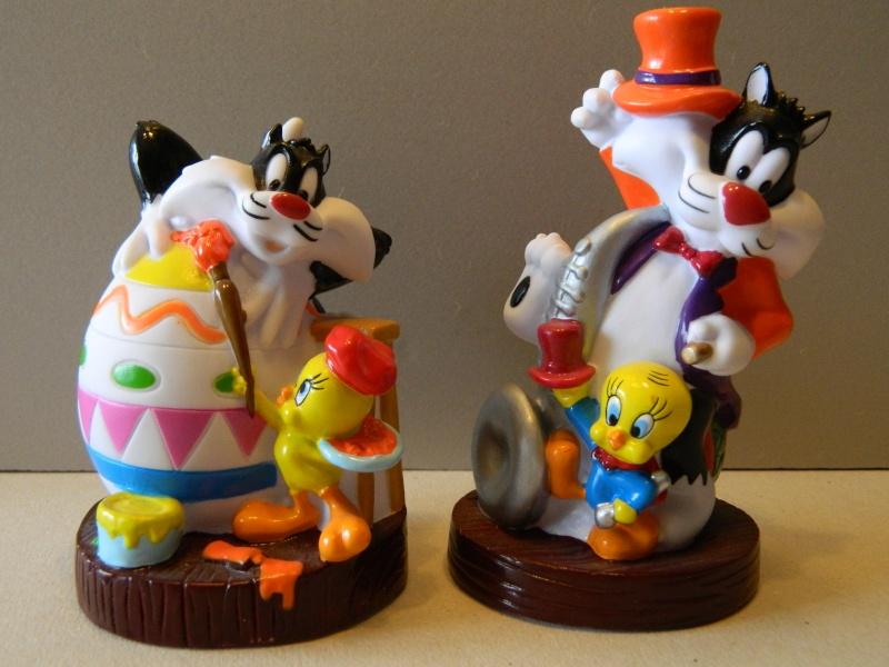 Mes quelques Objets Looney Tunes Dscn3311