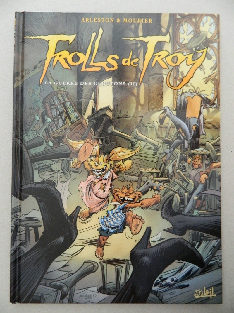 Ma Collection de BD de Trolls de Troy Dscn5112