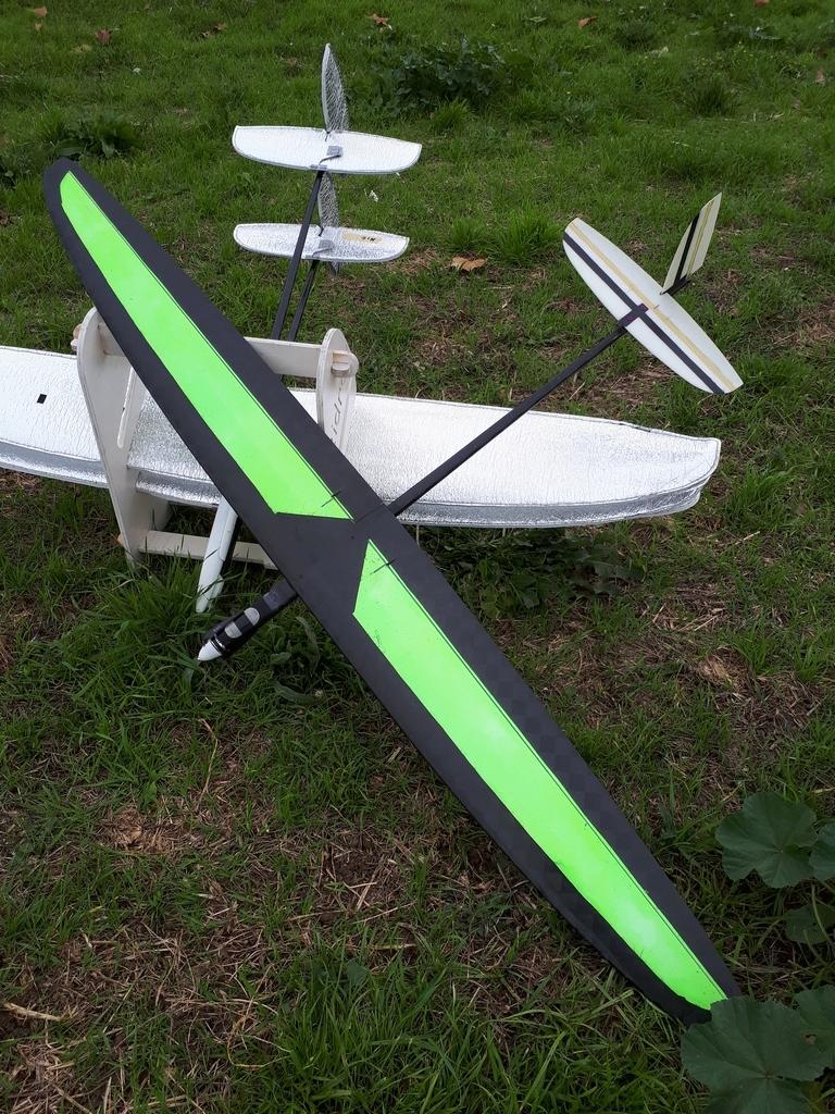 KONIEC F3K: Un planeur perso haut de gamme  - Page 3 20181110