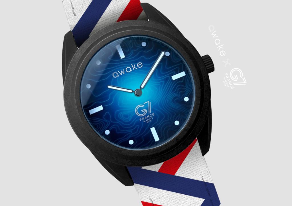 AWAKE, la marque de montre engagée - Page 14 Vue_0311