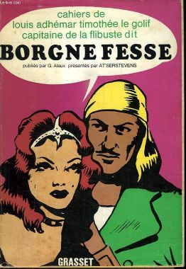 Ouvrages sur la FLIBUSTE Borgn12