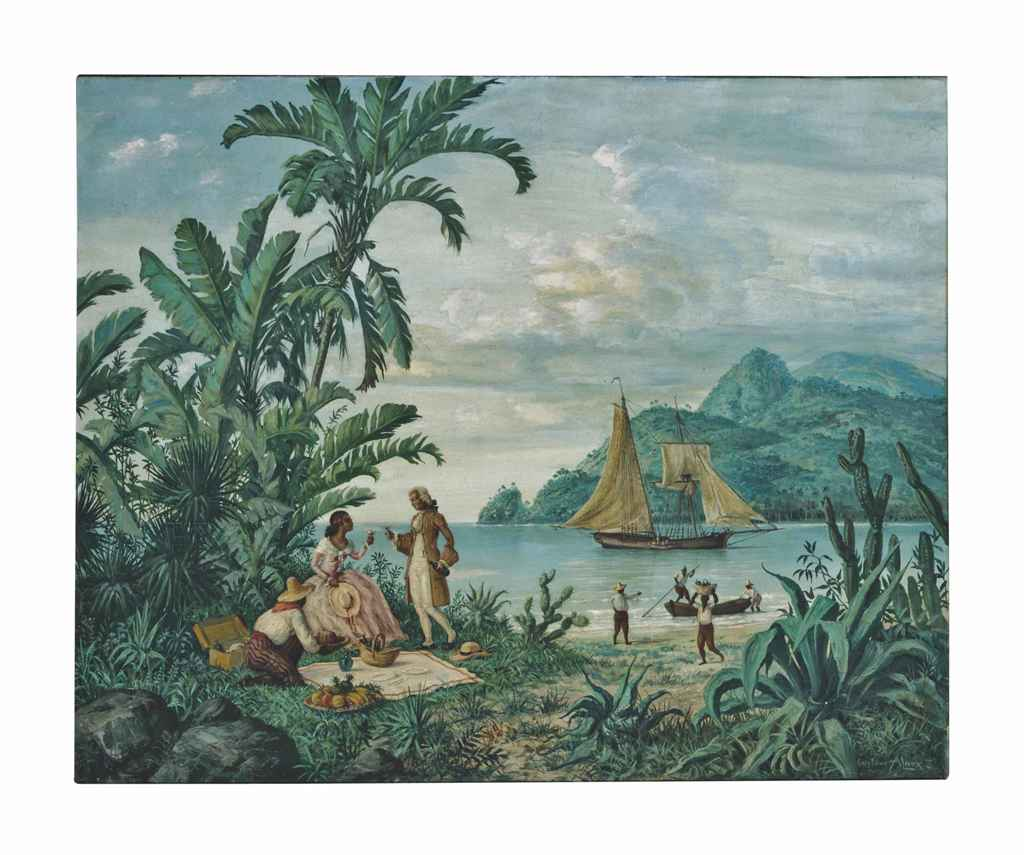 GUSTAVE ALAUX, peintre de marine Gustav14