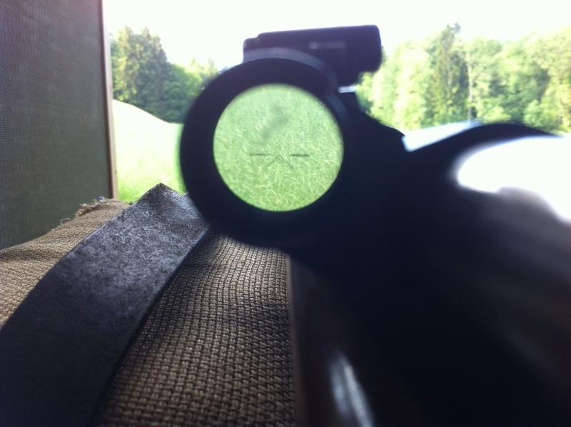 Lunettes de tir d'ordonnance suisse 00610