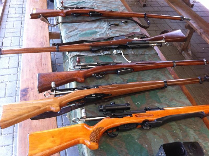 Lunettes de tir d'ordonnance suisse 01210