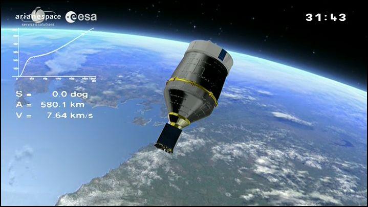 Vega VV02 (VNREDSat + Proba-V) - 7.5.2013 - Page 4 Captur10