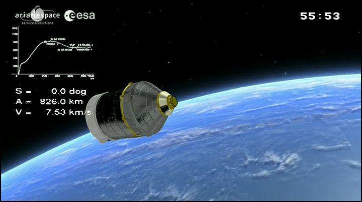 Vega VV02 (VNREDSat + Proba-V) - 7.5.2013 - Page 5 Captur15