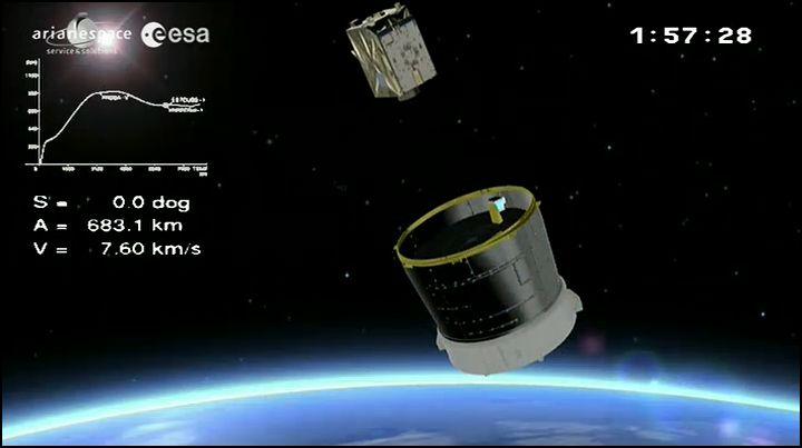 Vega VV02 (VNREDSat + Proba-V) - 7.5.2013 - Page 5 Captur23