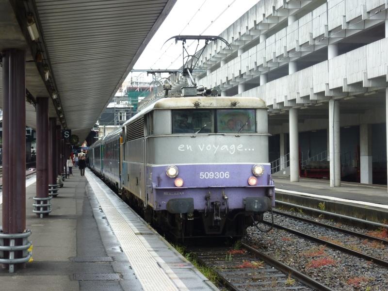 Pk 256,4 : Gare de Toulouse Matabiau (31) - Page 35 P1040723