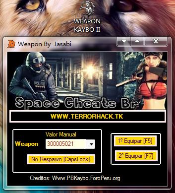 WEAPON KAYBO II  (15 DE JUNIO DEL 2013) Portal13