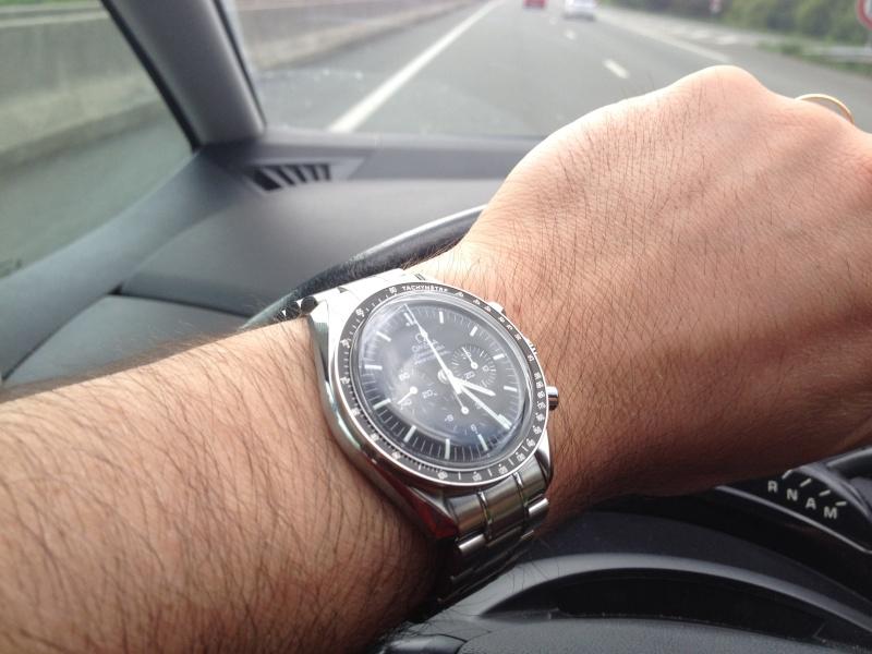Les marques de montres et l'automobile 20130510