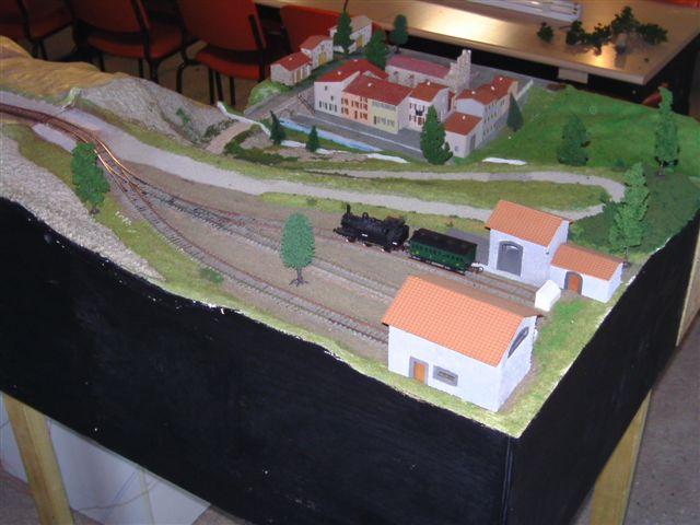 Tramways à vapeur de L'Aude.....De Saint-Pierre-des-Champs à Lézignan Bild8312