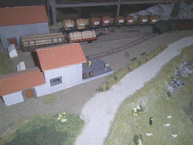 Tramways à vapeur de L'Aude.....De Saint-Pierre-des-Champs à Lézignan Blog0510