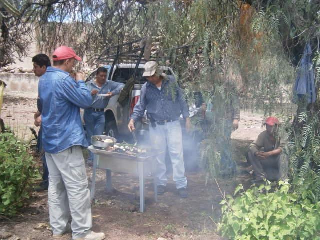 Grupo Querétaro 1 Macuca de 1 Real y 1 de 4 Reales P6231312
