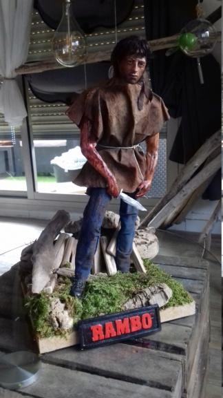 statue rambo 1/3 super sculpey 20181219