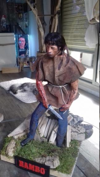 statue rambo 1/3 super sculpey 20181220