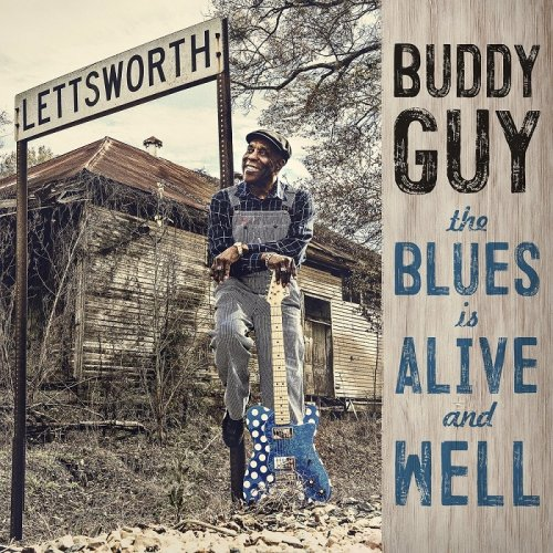 BUDDY GUY THE BLUES IS ALIVE AND WELL 15294710