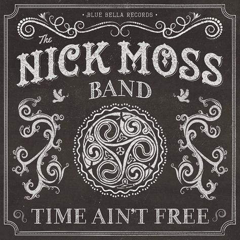 The Nick Moss Band - Time Ain't Free 65f4bb10