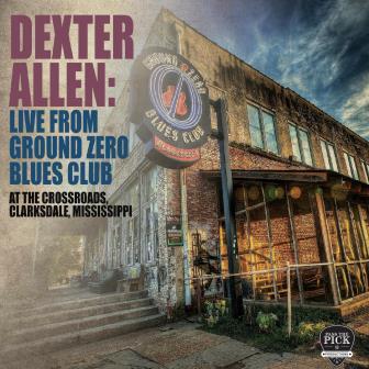 Dexter Allen – Live from Ground Zero Blues Club  Dexter10