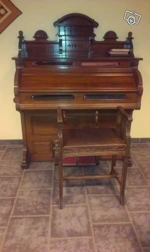 Un reed organ à donner Mason_11